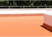 Especialistas en pintura impermeabilizante