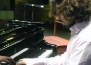 Afinador de pianos en asturias, contactarse.