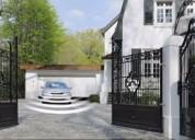 Fabricante de puertas de garaje y automatismos,contactarse.
