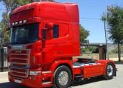 CamiÓn cabeza tractora scania top-line v8 r-500, contactarse.
