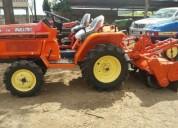 Mini tractores segunda mano, contactarse.