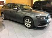 Audi - a-4 avant tdi asientos
