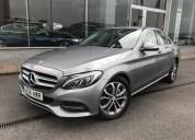 Mercedes-benz clase c c 220 bluetec avan,contactarse.