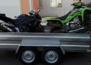 Lote moto suzuki gsx-r 600 y quad kawasaki kfx 400, contactarse.