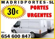 Para tu hogar=mudanzas Ó pequeÑos portes madrid 65=460o8,47