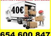 Pide presupuestos online 6(5)4#6008#47 portes en alcorcon