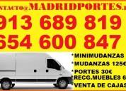 Para tu hogar>>portes madrid baratos 65=460o8,47 en tetuan