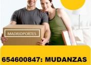 Mudanzas+expertos en majadahonda*654•6oo847portes en bºdel pilar