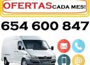 Portes urgentes madrid 6.5.4//6oo8(47)portes en vallecas