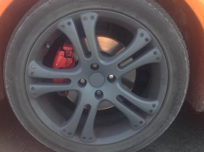 Excelente Llantas con neumático, Alcalá de Henares