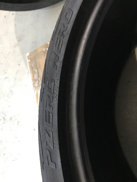 Venta de 4 neumatico 295 25 22 - Pirelli, Pantoja