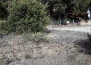 Vendo parcela en hontoba, guadalajara. tiene 2500m2