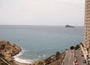 Apartamento con bonitas vistas al mar benidorm