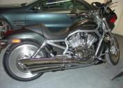 Harley-davidson vrsca v-rod negra 2006