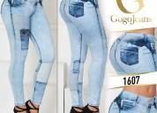 Jeans para damas a la moda