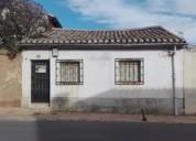 Casa en sahagún con patio trasero