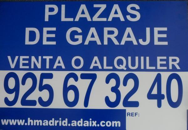 OPORTUNIDAD!. Garaje en Alquiler enEsquivias, Toledo