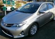 Toyota auris año 2009, contactarse.