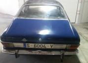 Opel olympia precioso único en el mercado nacional, buena oportunidad!.