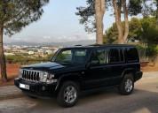Jeep commander 3.0 v6 crd 65