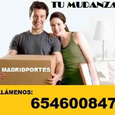 TODA ESPAÑA(MUDANZAS 100% BARATAS)EN POZUELO 6546OO847