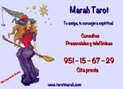 Marah tarot, tu solución
