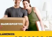 Servicios:portes baratos en hortaleza 91(3)68(9)819 madrid