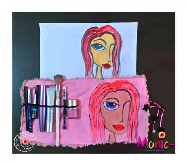 Estuches de maquillaje personalizados