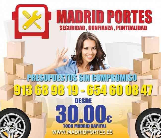 WHATSAPP Y LLAMADAS 65(4)6OO847 PORTES BARATOS EN CHAMARTIN