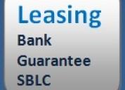 Bg/sblc for lease