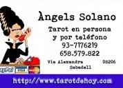 tarot en persona con angels en sabadell 658579822