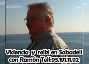 Ramon vidente presencial y por telefono 618620776