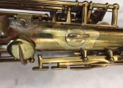 1960 selmer mark vi saxofón soprano-número de 5 d
