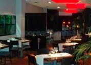 Traspaso bar restaurante 350m² con terraza de 100m