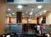 Traspaso bar restaurante 170m² con terraza ubicado