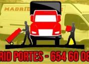 Anuncio 65/46oo847 descuentos-portes en alcobendas