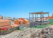 Nueva construccion y vistas al mar mogan en mogán