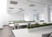 Oficina virtual coworking zona santiago bernabeu madrid