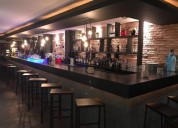 Alquiler con traspaso restaurante barcelona