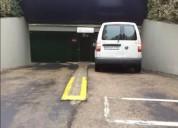 Alquiler plaza parking vila olimpica poblenou barcelona