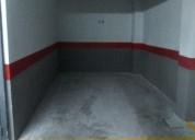 Se alquila plaza de garaje granada