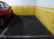 Plaza de parking eixample esquerra rosello barcelona