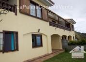 Id 184 casa con 4 apartamentos turisticos con vista espectacul puntallana