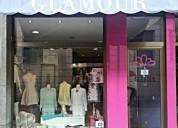 Se traspasa tienda de ropa en la felguera