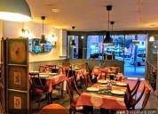 Restaurante villa olimpica en barcelona