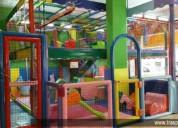 Traspaso parque infantil cafeteria en alicante