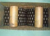 Prensa meelko hacer carbón en briquetas  20 y 30