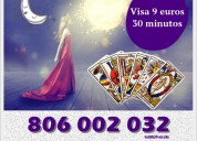 Tarot y videncia. consulta económica 15 minutos 5€