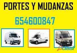 PORTES URGENTES EN POZUELO DE ALARCON 6546OO8*47