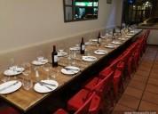 Traspaso bar restaurante en madrid